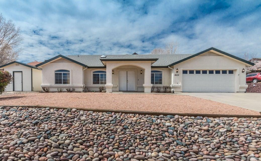 4624 N Rock Lane, Prescott Valley Az 86314