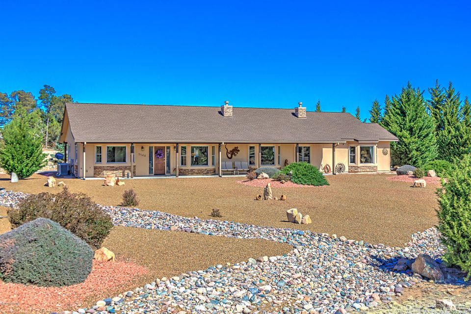 5540 W Deer Spring Place, Prescott, Arizona
