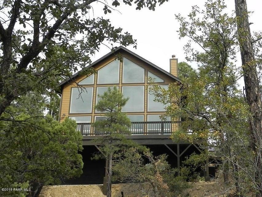 4935 E Herrin Hollow Lane Prescott, AZ 86303 - MLS #: 1010993