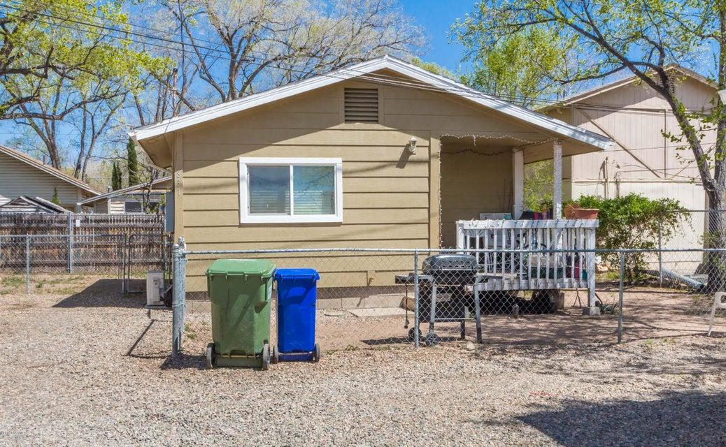 827 Lincoln Avenue Prescott, AZ 86301 - MLS #: 1010550