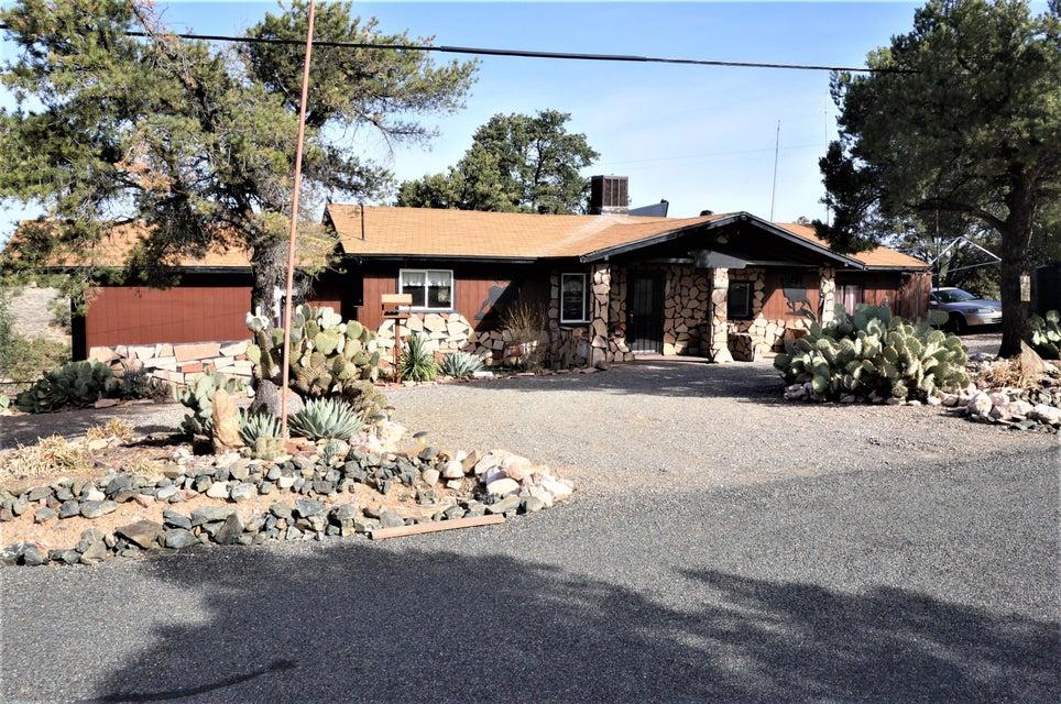 15320 N Hootennanny Road Prescott, AZ 86305 - MLS #: 1011168