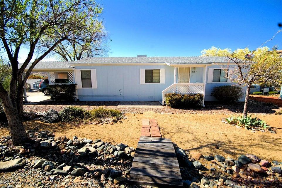 2250 E River Trail Road Prescott, AZ 86301 - MLS #: 1011185