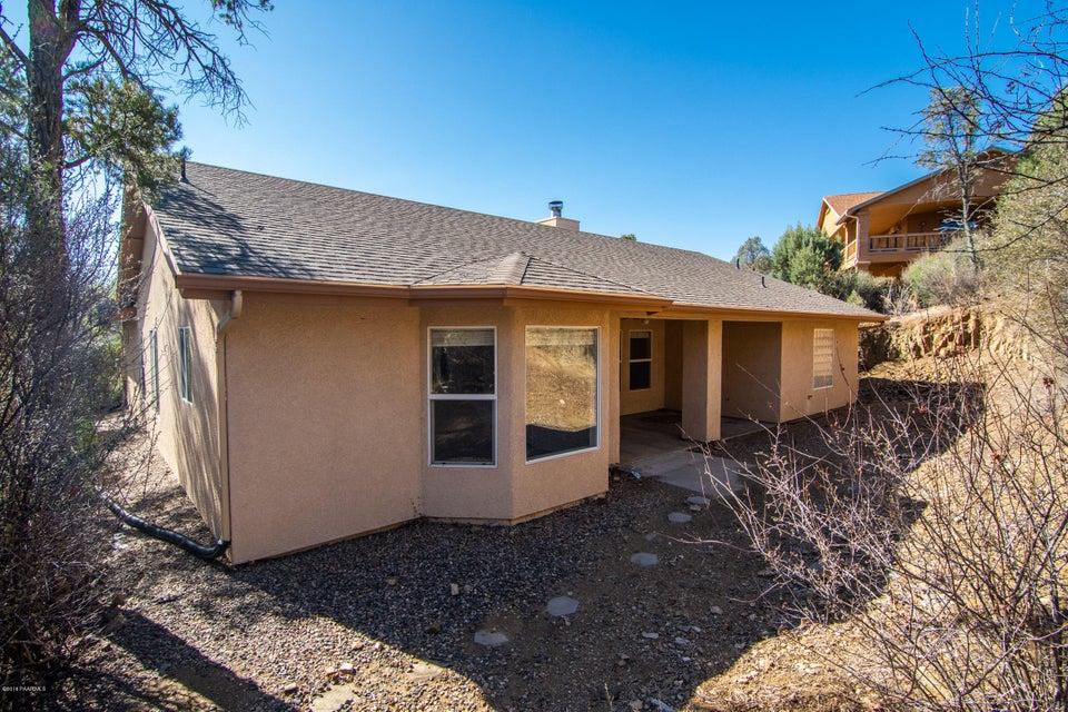 602 Mockingbird Court Prescott, AZ 86301 - MLS #: 1011200