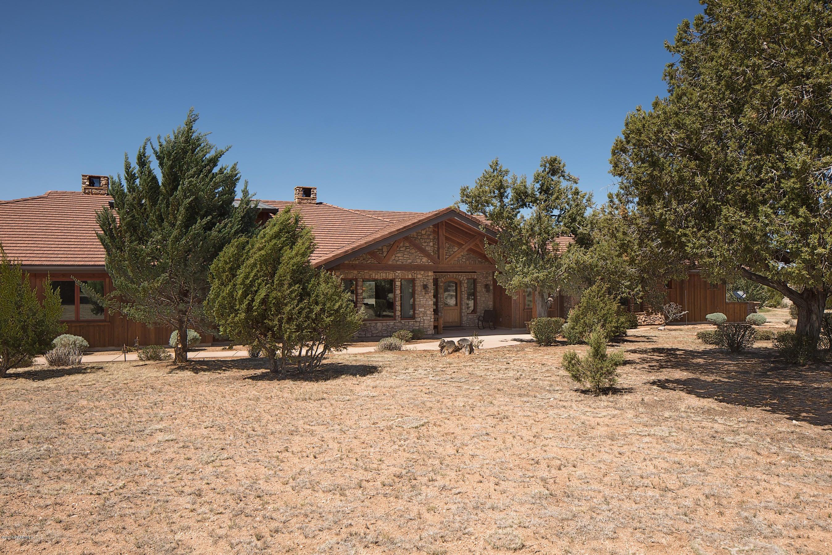 5350 W Bruno Canyon Drive , Prescott Az 86305