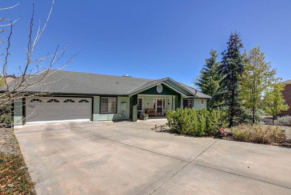 1927  Sage Circle, Prescott in Yavapai County, AZ 86301 Home for Sale