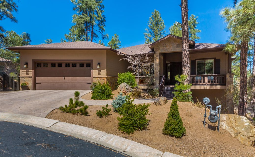 1928  Timber Point West , Prescott Az 86303