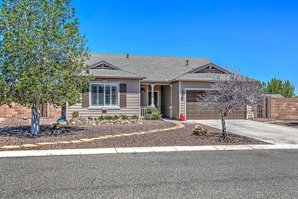 7658 E Rabbit Brush Lane, Prescott Valley Az 86315