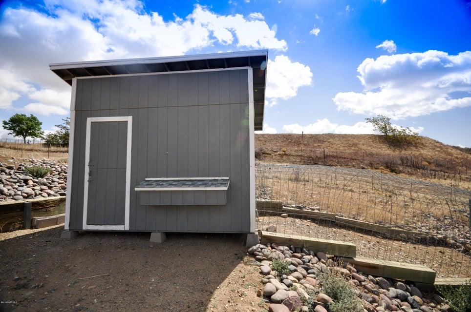 11525 Henderson Road Dewey-Humboldt, AZ 86327 - MLS #: 1011694