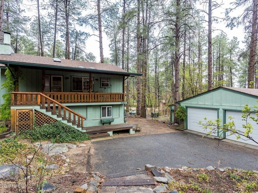 3384 S Pinehurst Drive, Prescott in Yavapai County, AZ 86303 Home for Sale