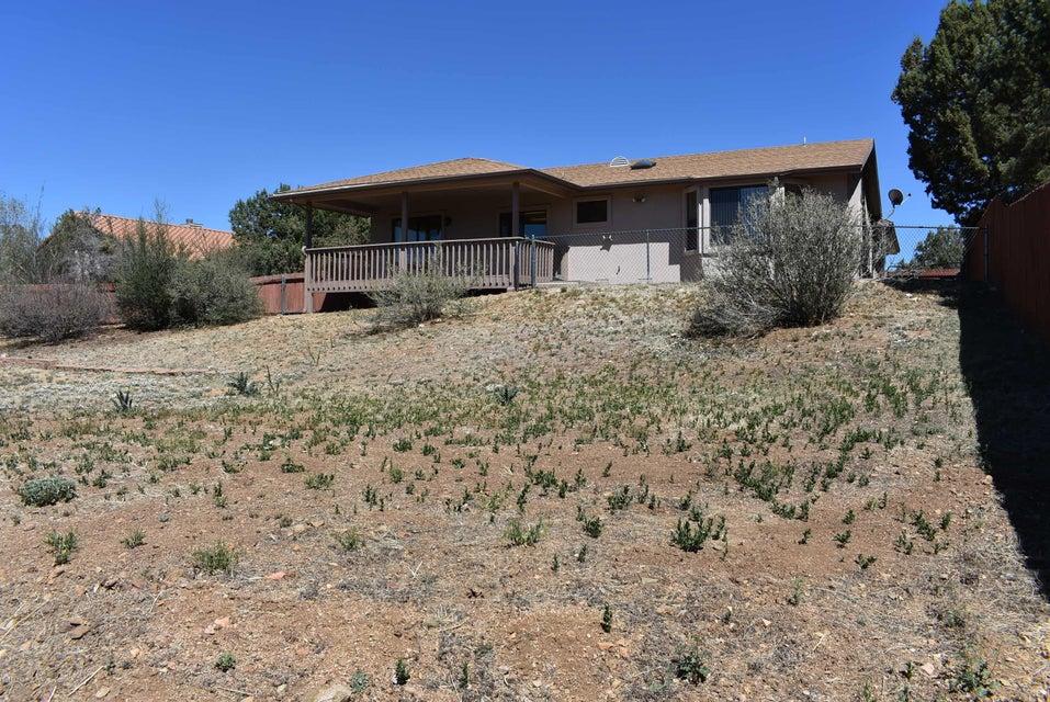 1556 Eagle Ridge Road Prescott, AZ 86301 - MLS #: 1011780