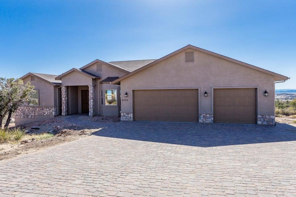9690  Legend Hills Road, Prescott Valley, Arizona