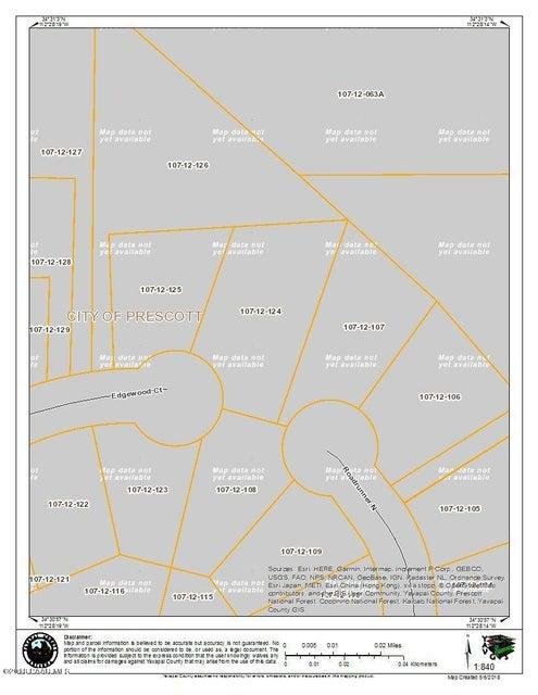 240 Edgewood Court Prescott, AZ 86303 - MLS #: 1011805