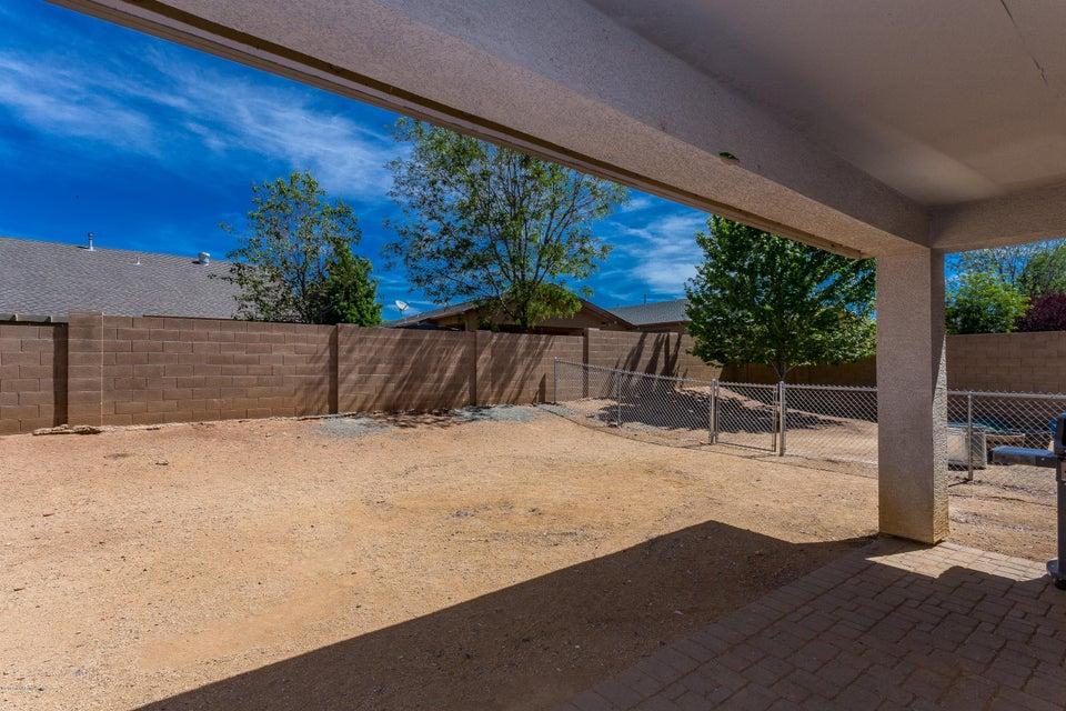 12814 E Rico Street Dewey-Humboldt, AZ 86327 - MLS #: 1011934