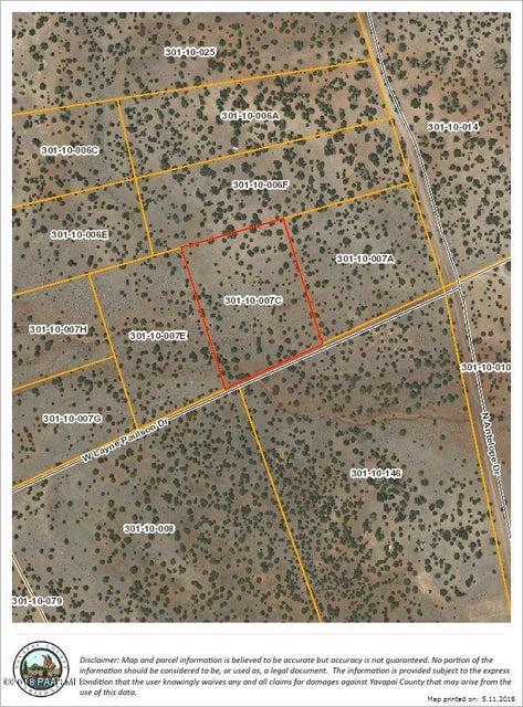 83 Antelope Drive Seligman, AZ 86337 - MLS #: 1011993