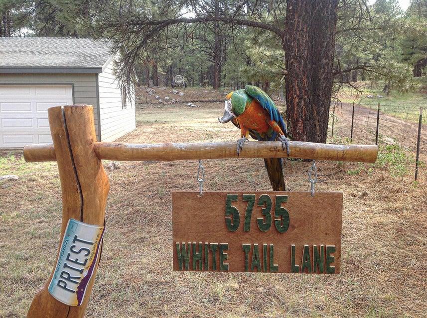 5735 White Tail Lane Flagstaff, AZ 86001 - MLS #: 1012034