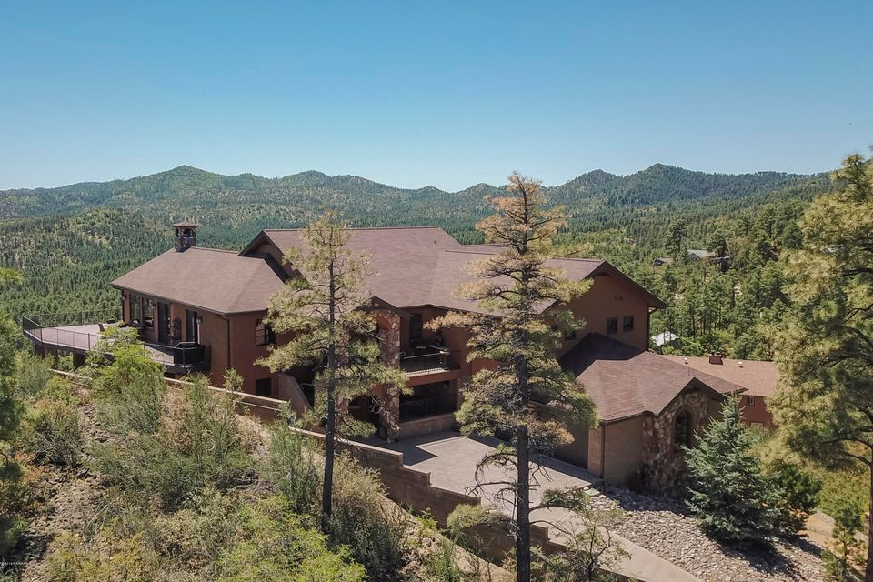 1050  Lookout Point Road, Prescott, Arizona