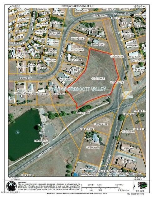 0 E Lakeshore Drive, Prescott Valley, Arizona