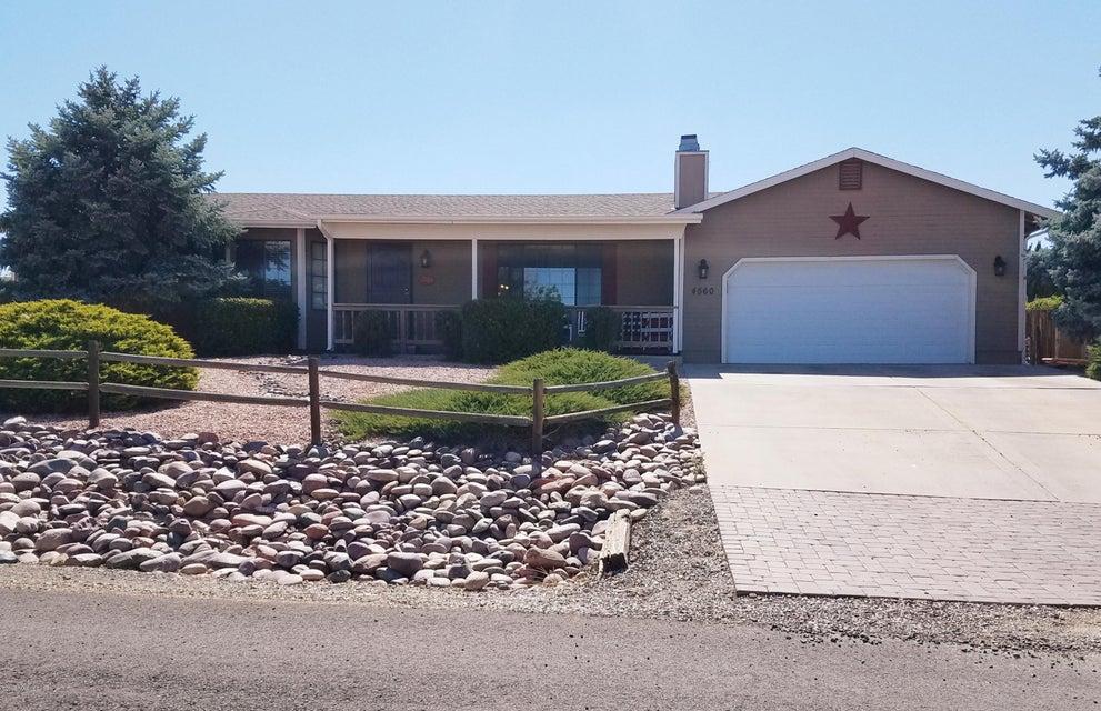 4560 N Teepee Road, Prescott Valley in Yavapai County, AZ 86314 Home for Sale