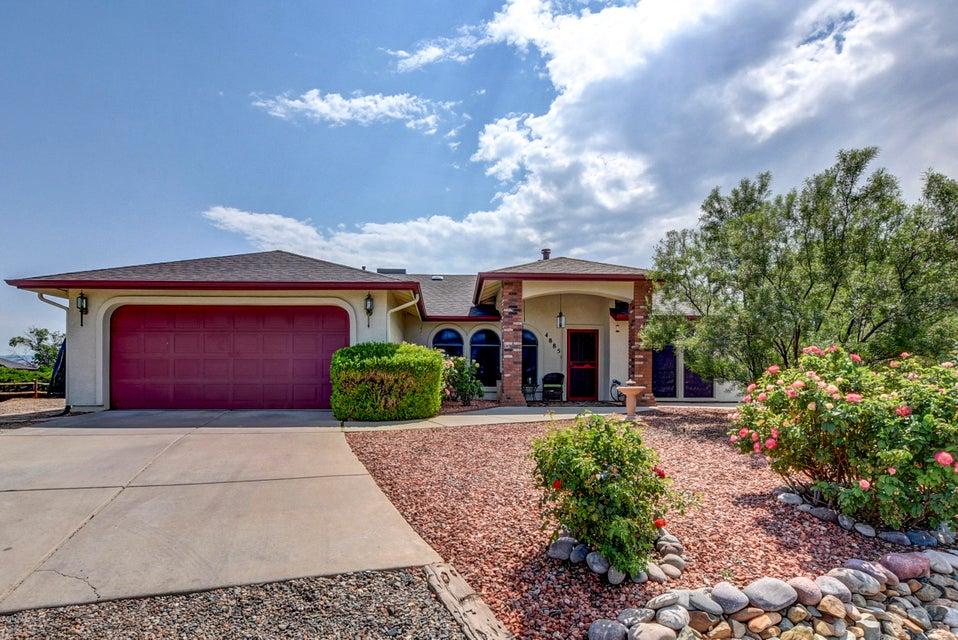 4885  Mariner Drive, Prescott Valley in Yavapai County, AZ 86314 Home for Sale