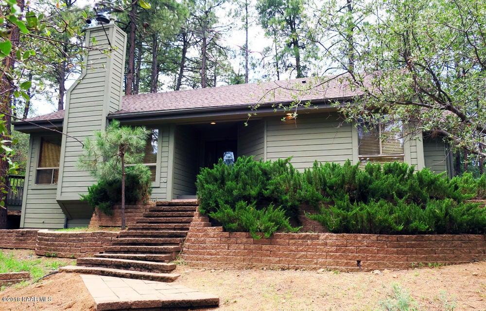 1039 W Clubhouse Drive, Prescott in Yavapai County, AZ 86303 Home for Sale