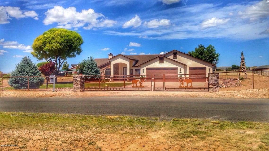 10230 E Mummy View Drive, Prescott Valley in Yavapai County, AZ 86315 Home for Sale