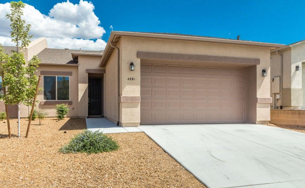 4591 N Ainsley Way, Prescott Valley in Yavapai County, AZ 86314 Home for Sale
