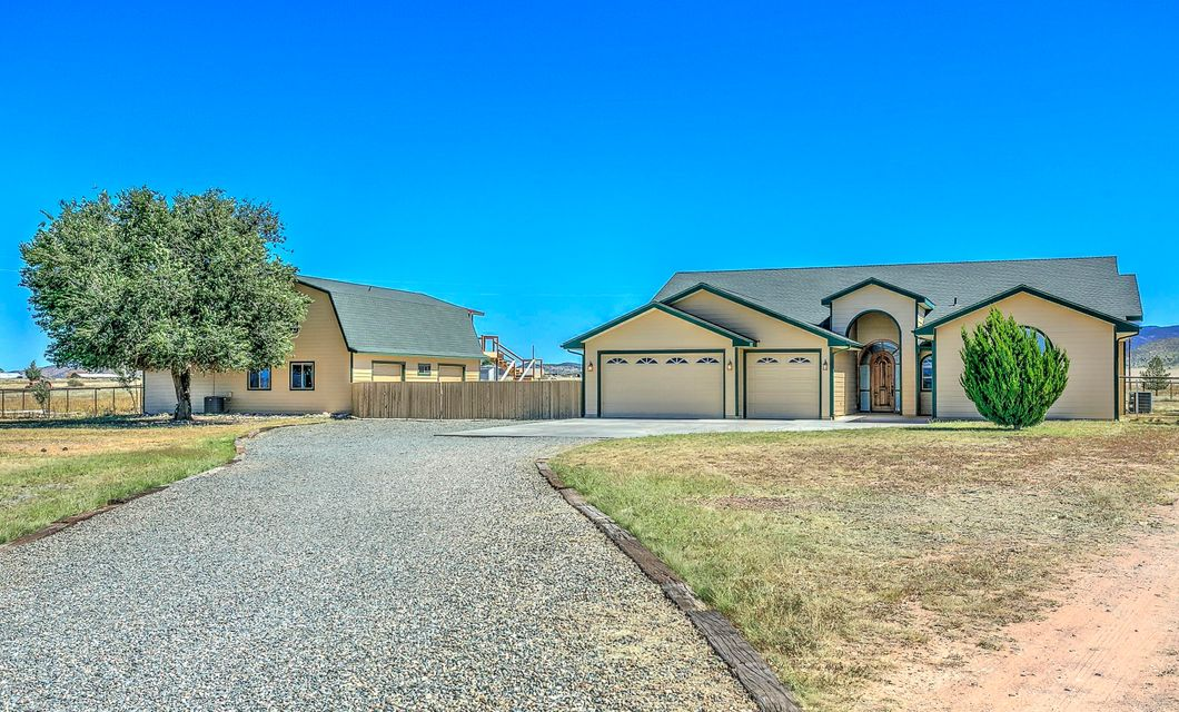 9605 N Coyote Springs Road, Prescott Valley, Arizona