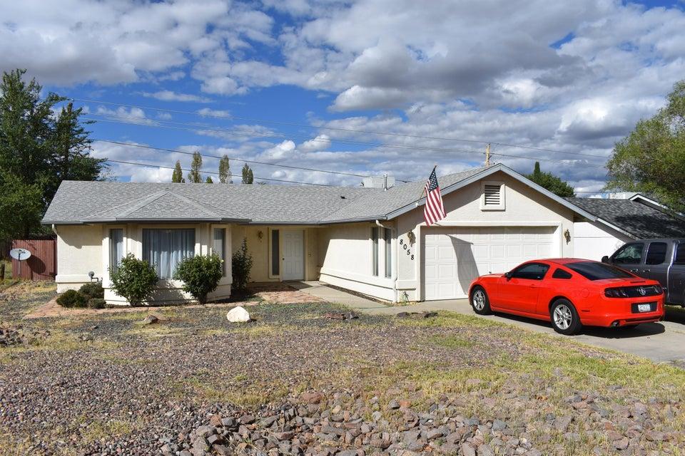 8058 E Manley Drive, Prescott Valley, Arizona