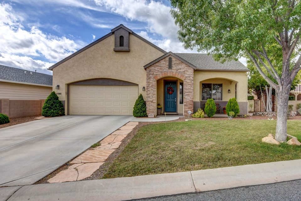 7687 E Bravo Lane, Prescott Valley in Yavapai County, AZ 86314 Home for Sale