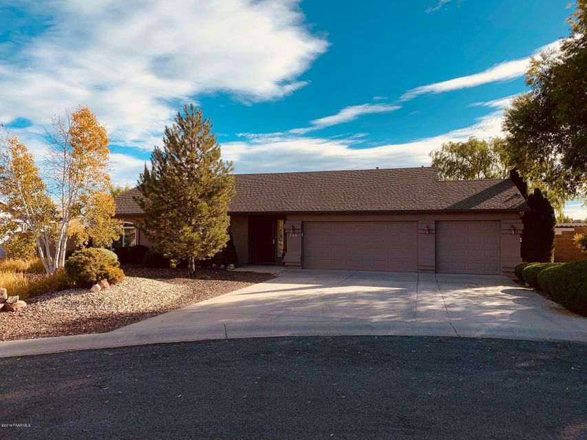 7681 N Sage Vista, Prescott Valley in Yavapai County, AZ 86315 Home for Sale