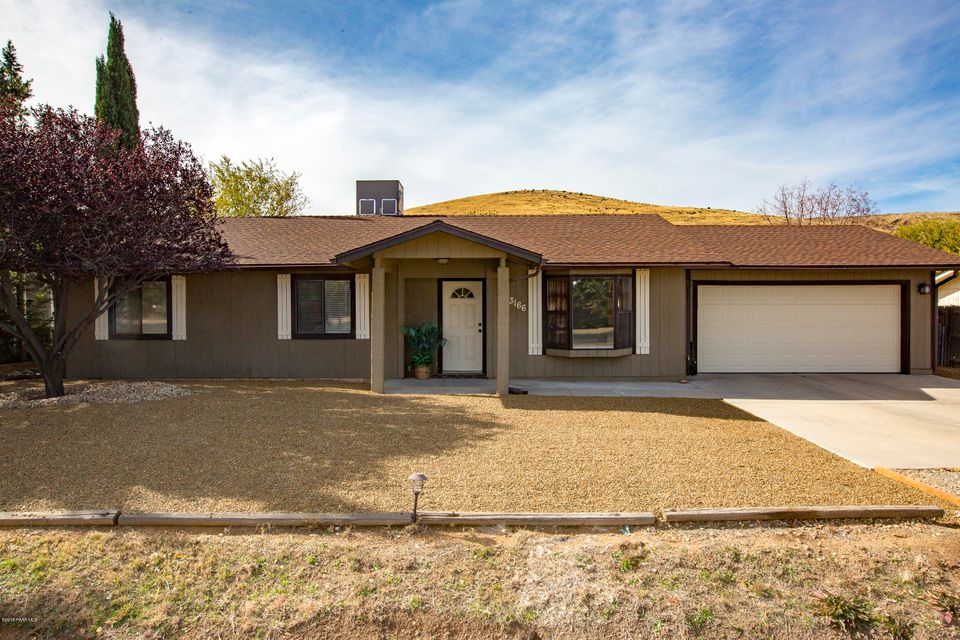 3166 N Prescott E Highway, Prescott Valley in Yavapai County, AZ 86314 Home for Sale