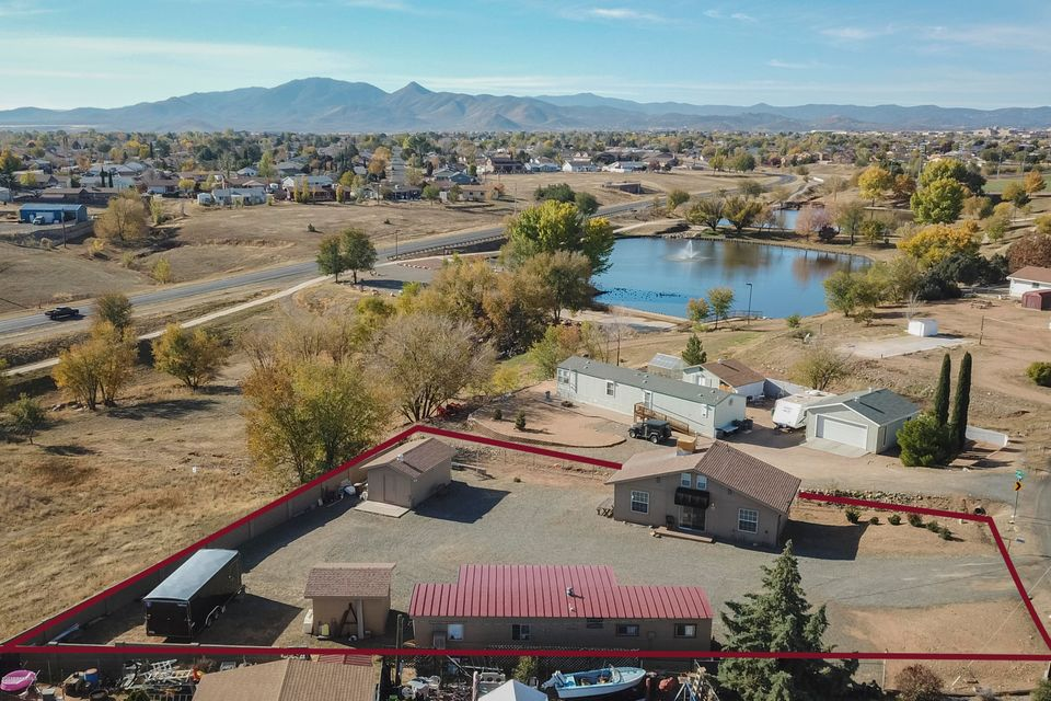 4201 N Loos Court, Prescott Valley in Yavapai County, AZ 86314 Home for Sale