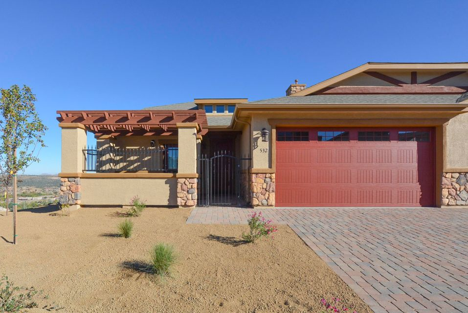 538  Osprey Trail, one of homes for sale in Prescott