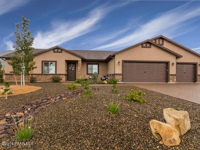9245 N Snapdragon Drive, one of homes for sale in Prescott Valley