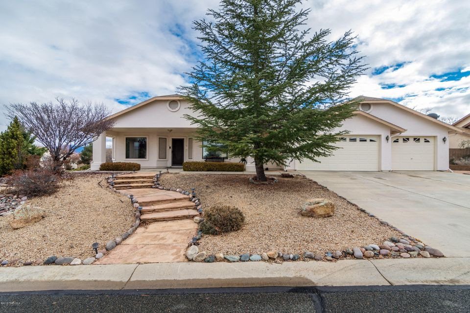 7083  Pinnacle Pass Drive Drive 86315 - One of Prescott Valley Homes for Sale