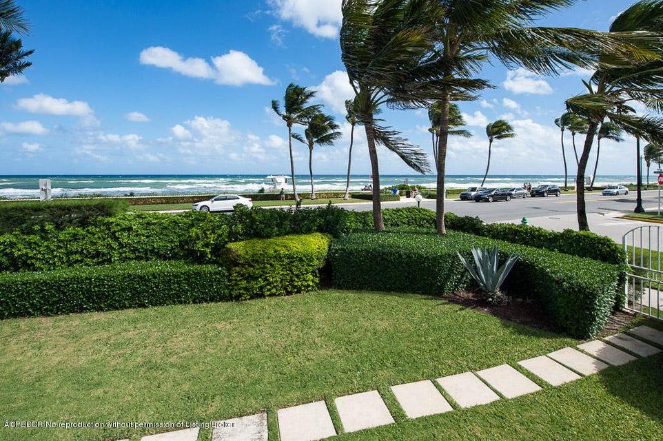 300 S Ocean Boulevard 1A, Palm Beach, FL 33480