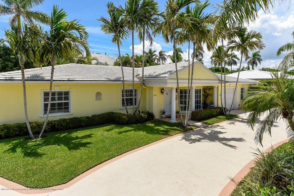 240 El Dorado Lane, Palm Beach, FL 33480