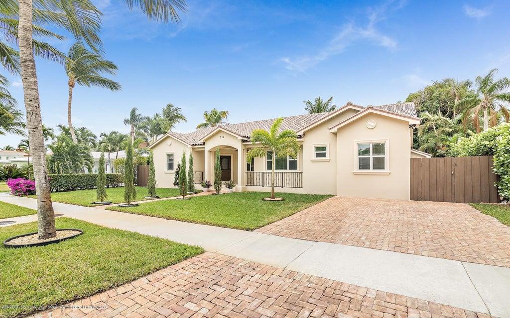 216 Monceaux Road, West Palm Beach, FL 33405