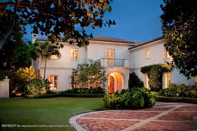 180 Canterbury Lane, Palm Beach, FL 33480