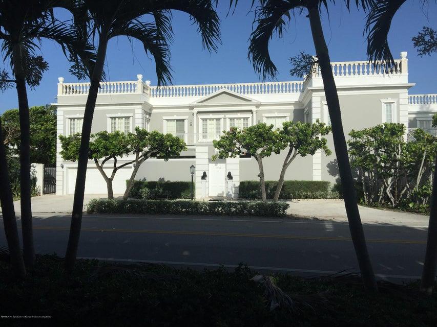 1048 S Ocean Boulevard, Palm Beach, FL 33480
