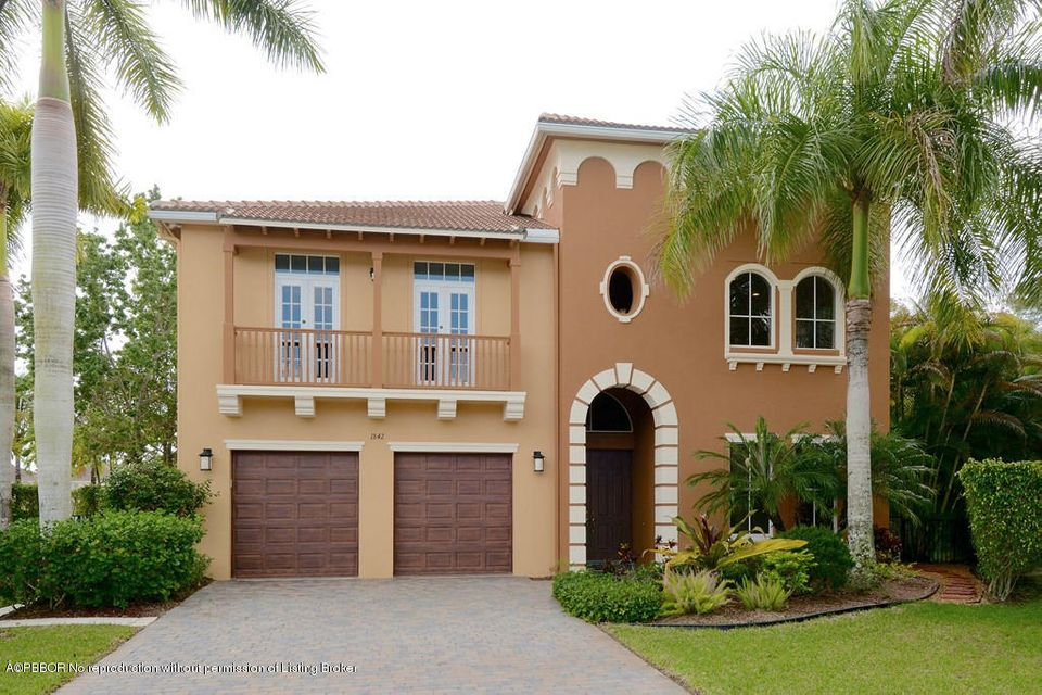 1842 Wood Glen Circle, West Palm Beach, FL 33411