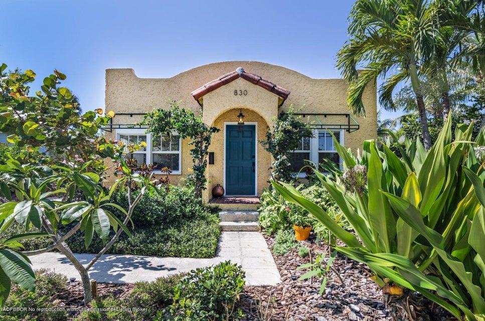 830 Flamingo Drive, West Palm Beach, FL 33401