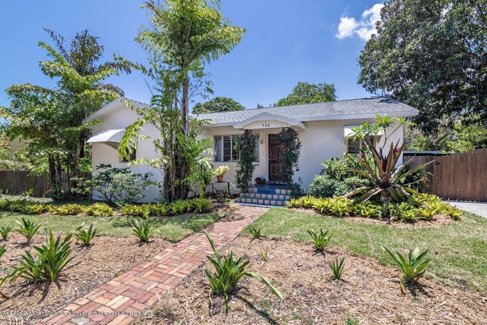 726 Sunset Road, West Palm Beach, FL 33401