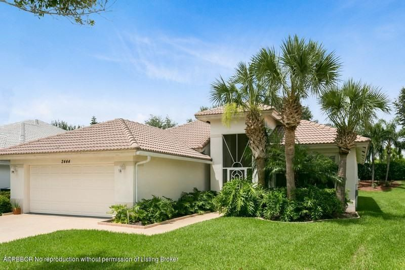 2444 Sailfish Cove Drive - West Palm Beach, Florida