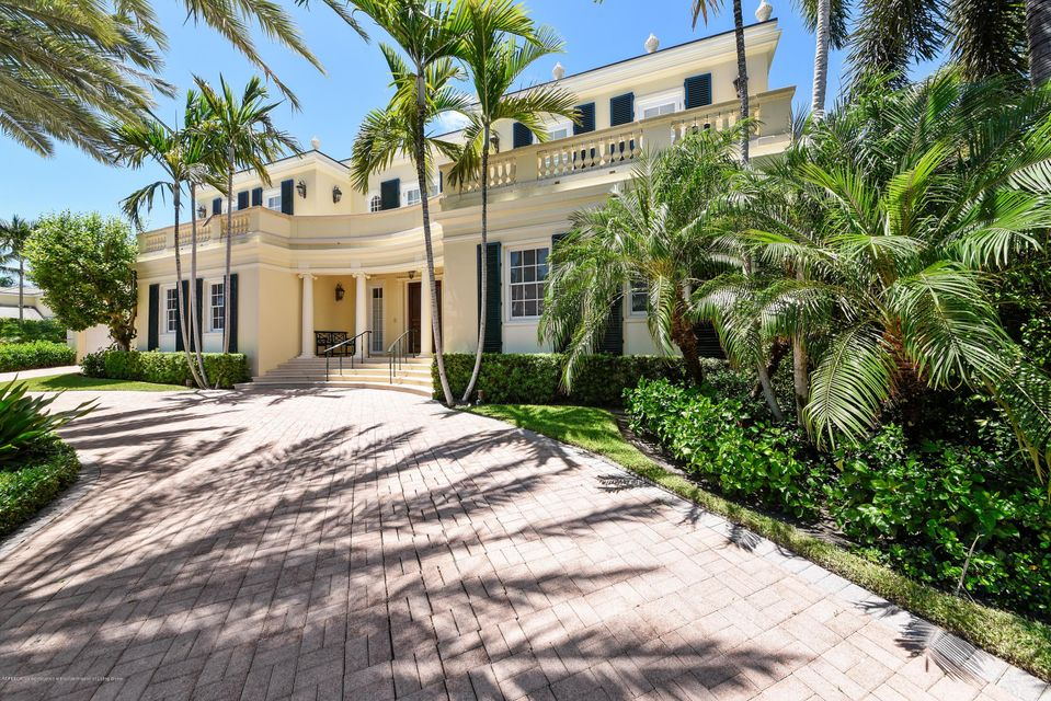 528 N Lake Way - Palm Beach, Florida