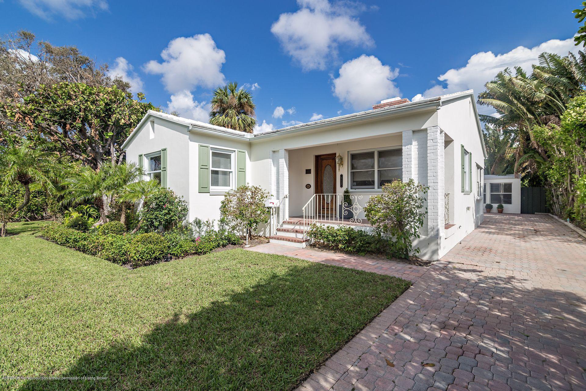 317 Granada Road - West Palm Beach, Florida