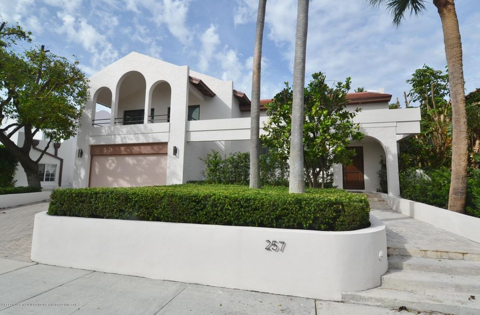 257 Atlantic Avenue - Palm Beach, Florida