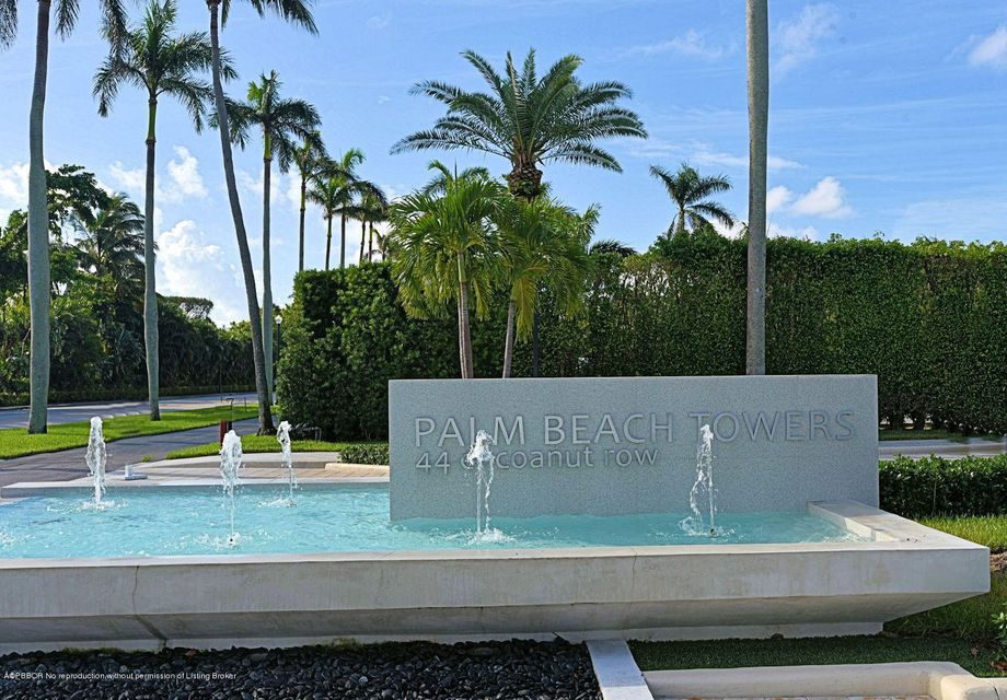 44 Cocoanut Row, B121 - Palm Beach, Florida