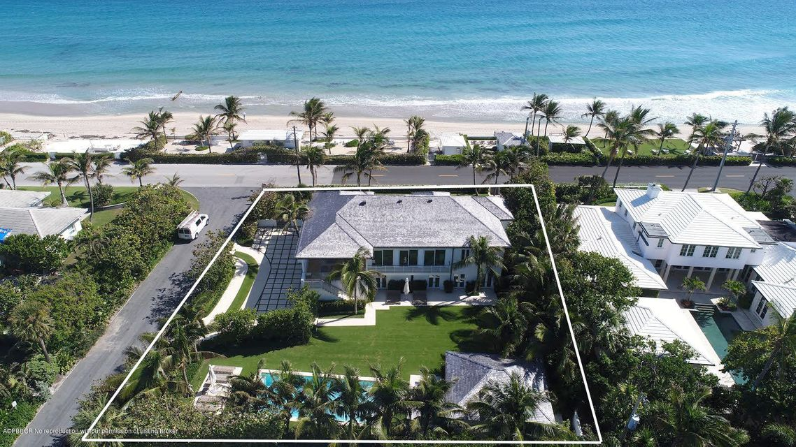 1214 N Ocean Boulevard - Palm Beach, Florida