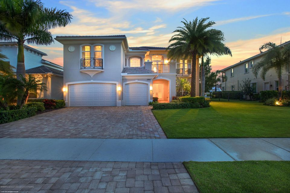 13901 Willow Cay Drive - West Palm Beach, Florida